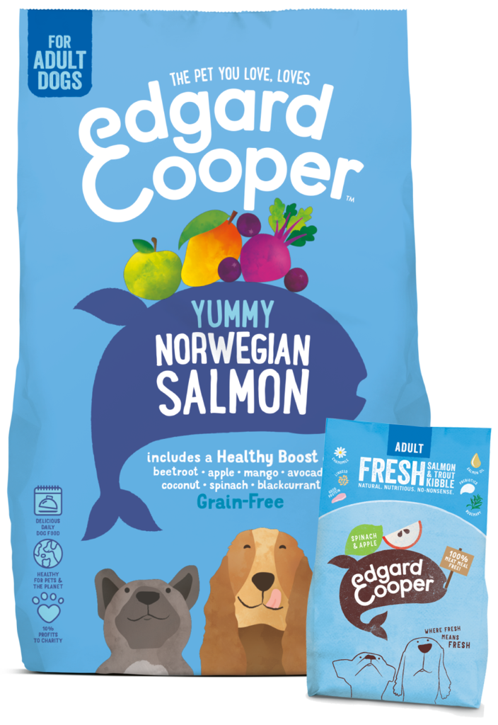 Edgard & Cooper Salmon & Turkey - HOUNDSONLINE