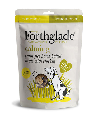 Forthglade Grain Free  Dog Treats With Chicken And Camomile - HOUNDSONLINE