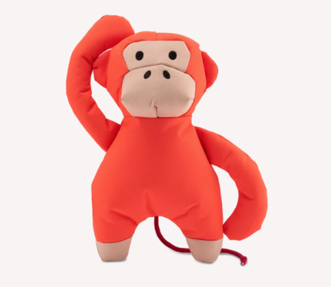Beco Pets Recycled Soft Monkey