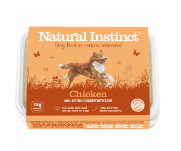 Natural Instinct Natural Chicken - HOUNDS