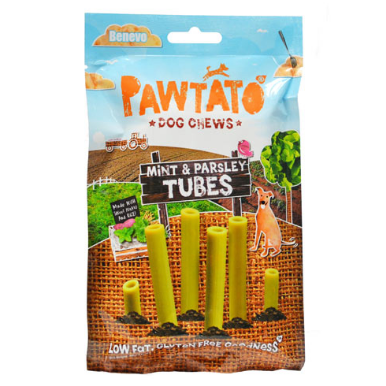 Pawtato Sticks With Mint And Parsley - HOUNDSONLINE