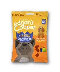 Edgard & Cooper Champion Chicken Bites with Blueberry & Apple - HOUNDSONLINE