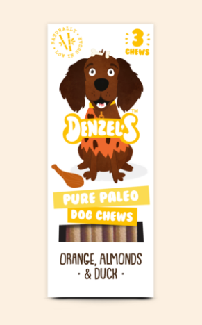 Denzel's Superfood Pure Paleo Dog Chews - HOUNDSONLINE