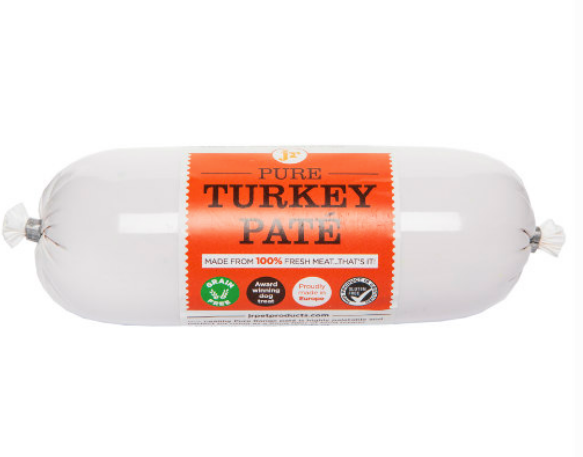 JR Pure Turkey Pate For Dogs Large - HOUNDSONLINE
