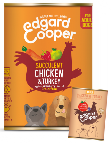 Edgard & Cooper Chicken & Turkey - HOUNDSONLINE