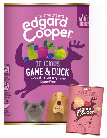 Edgard & Cooper Game & Duck - HOUNDSONLINE