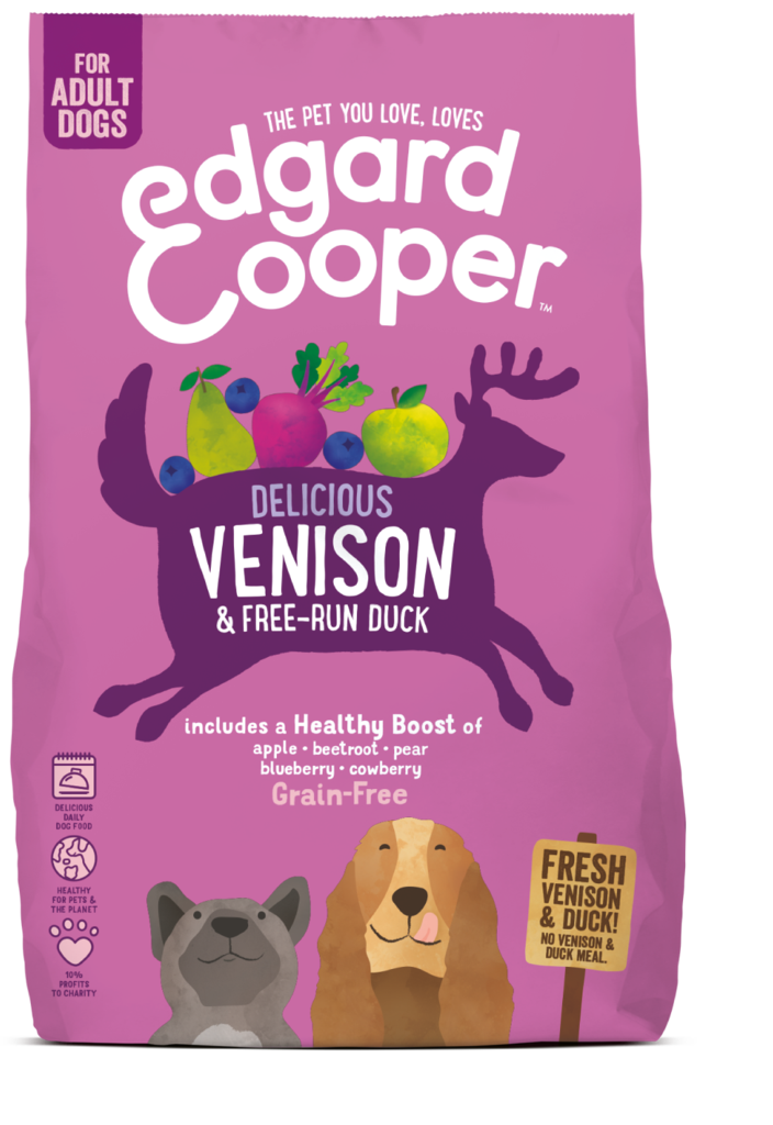 Edgard & Cooper Venison & Duck - HOUNDS