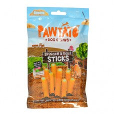 Benevo Pawtato Sticks With Spinach and Kale 120g - HOUNDSONLINE