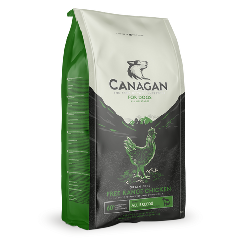 Canagan For Dogs Free Run Chicken - HOUNDSONLINE
