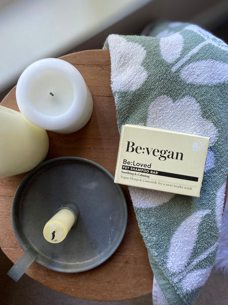Be:Vegan Pet Shampoo Bar - HOUNDSONLINE