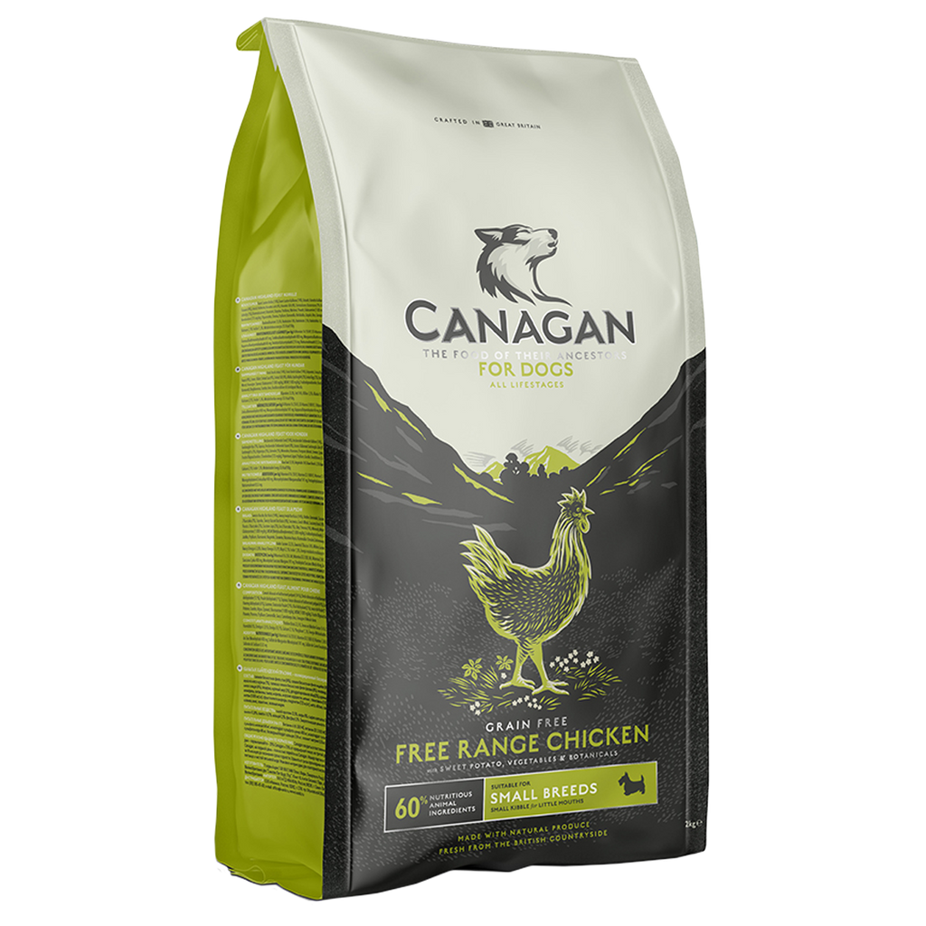 Canagan Small Breed Dog Free Run Chicken - HOUNDSONLINE