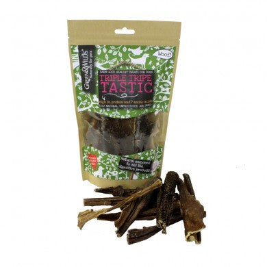 Green & Wilds triple tripe tastic chews - HOUNDSONLINE