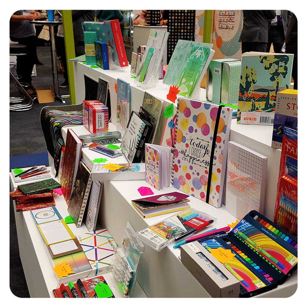 London Stationery Show 2107