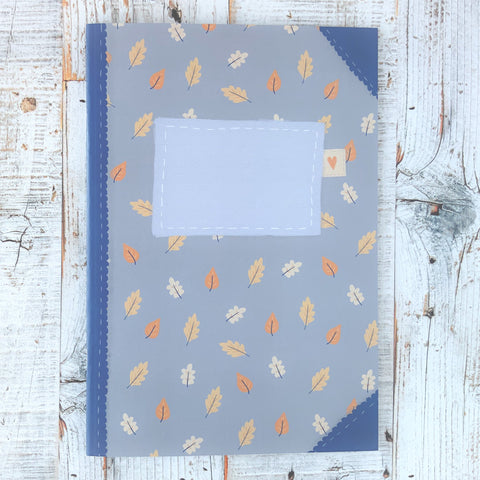 A5 Notebook - Autumn