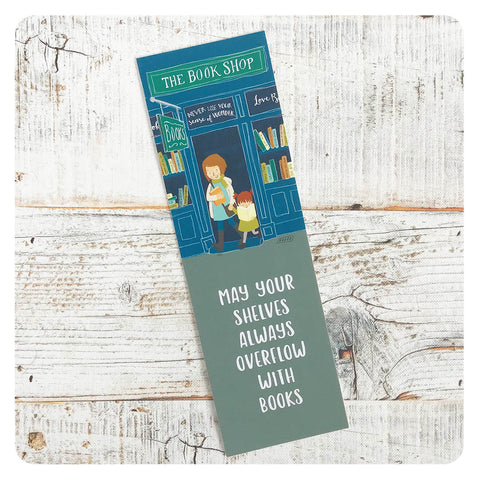 Bookmark - book lovers