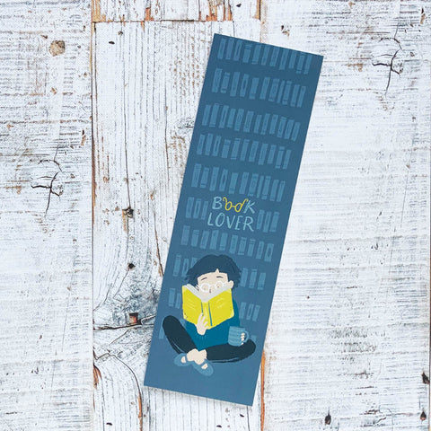 Bookmark - book lover