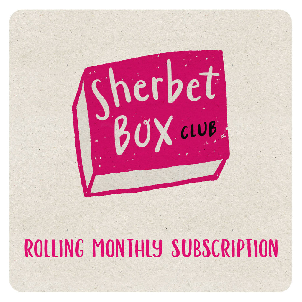 SherbetBox Club - rolling subscription