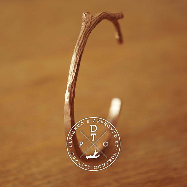 Tailor-made Da Morphing Twig Bangle
