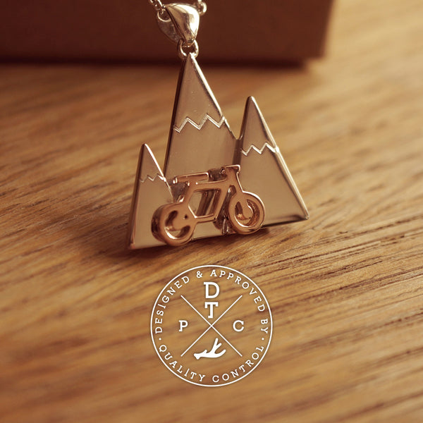 Tailor-made Bicycle Pendant