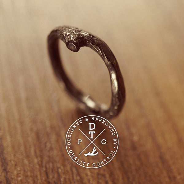 Tailor-made Da Twig Rings