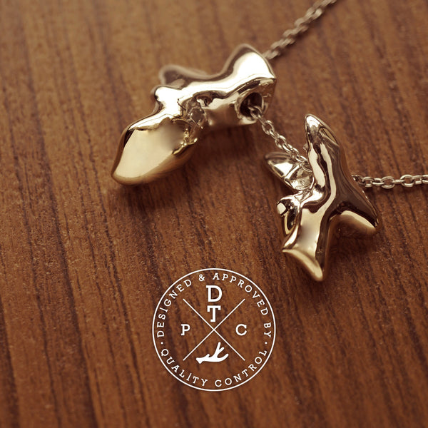 Tailor-made Dog Charm Pendant