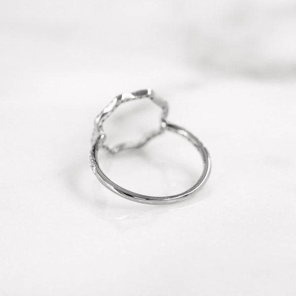 Da Artus Ring - White Gold