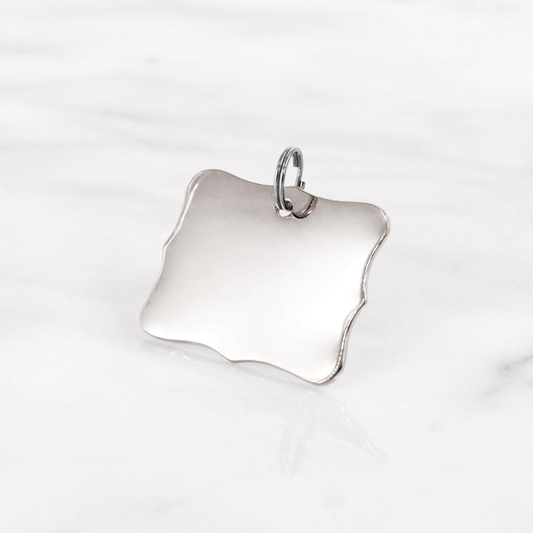 Da Beloved Tags 04 - 925 Sterling Silver