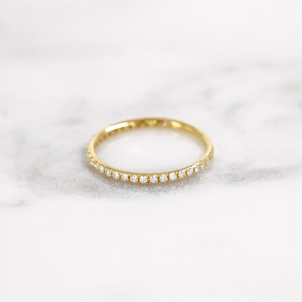 Da Clair Ring - Yellow Gold