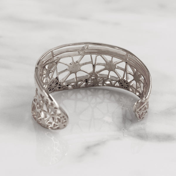 Da Dragonfly Bangle - 925 Sterling Silver
