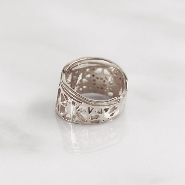 Da Dragonfly Ring - 925 Sterling Silver