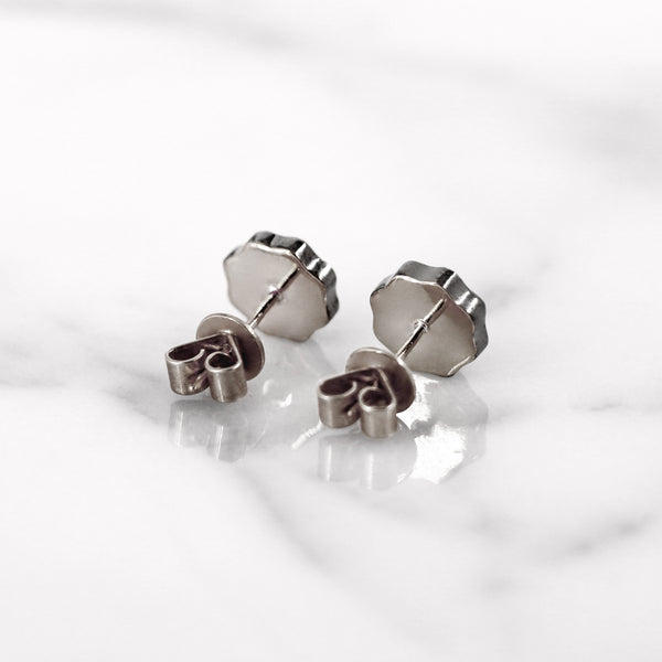Da Earring - 925 Sterling Silver
