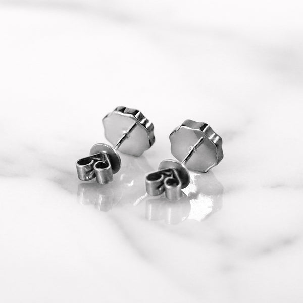 Da Earring - White Gold