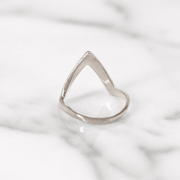 Da Knuckle Ring Small - 925 Sterling Silver