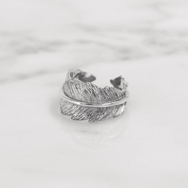 Da Lightest Ring - White Gold