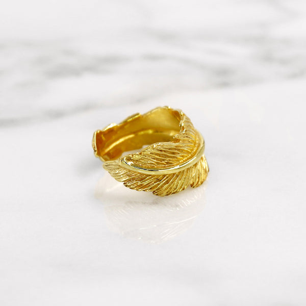 Da Lightest Ring - Yellow Gold