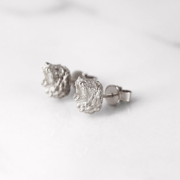Da Lion Earring - 925 Sterling Silver