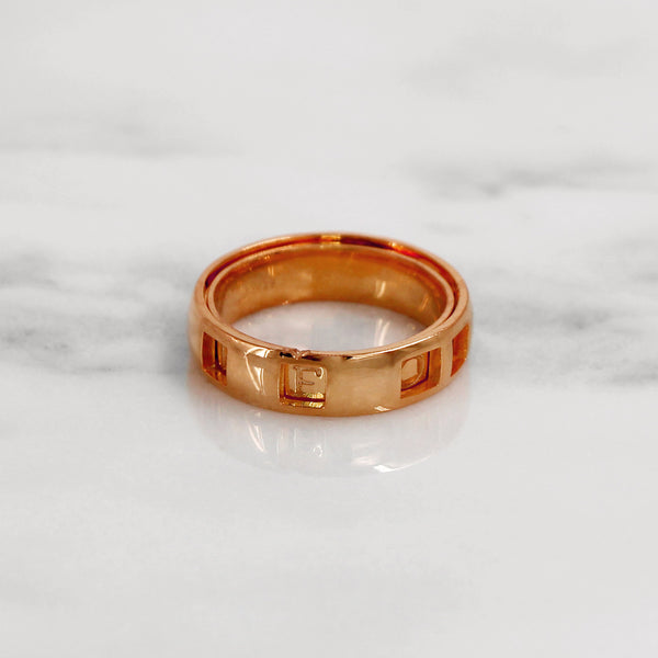 Da Puzzle Ring Set (FOREVER) - Rose Gold