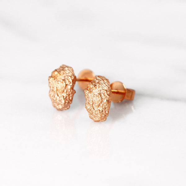 Da Rock Earring Medium - Rose Gold