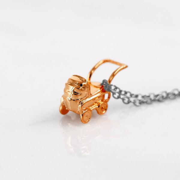 Da New Life Pendant - Rose Gold