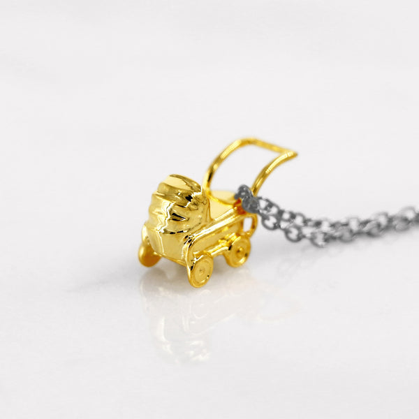 Da New Life Pendant - Yellow Gold