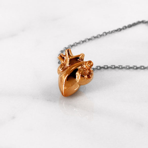 Da Unforgetting Pendant Small - Rose Gold