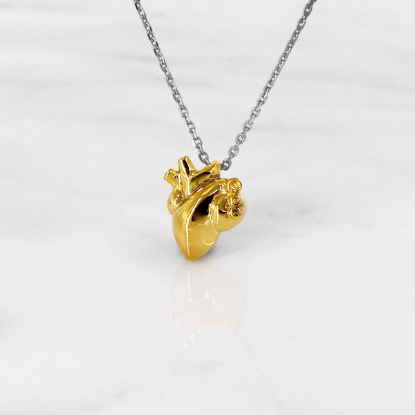 Da Unforgetting Pendant Small - Yellow Gold