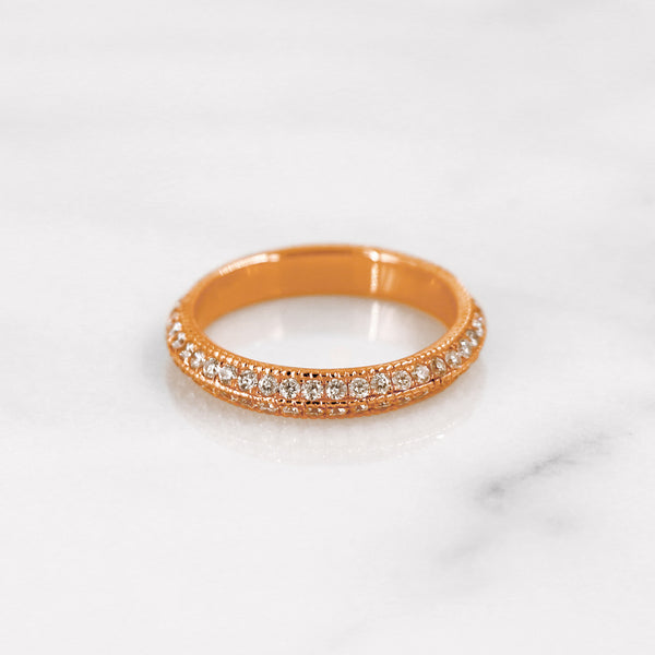 Da d.cept Ring - Rose Gold