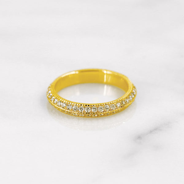 Da d.cept Ring - Yellow Gold