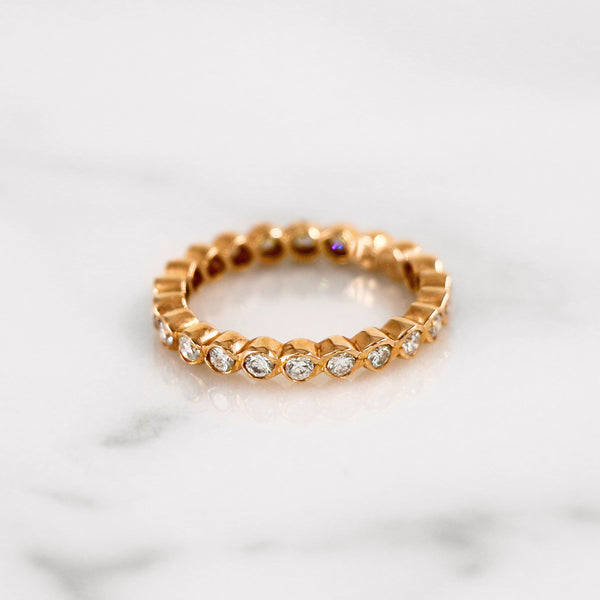 Da d.van Ring - Rose Gold