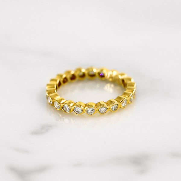 Da d.van Ring - Yellow Gold