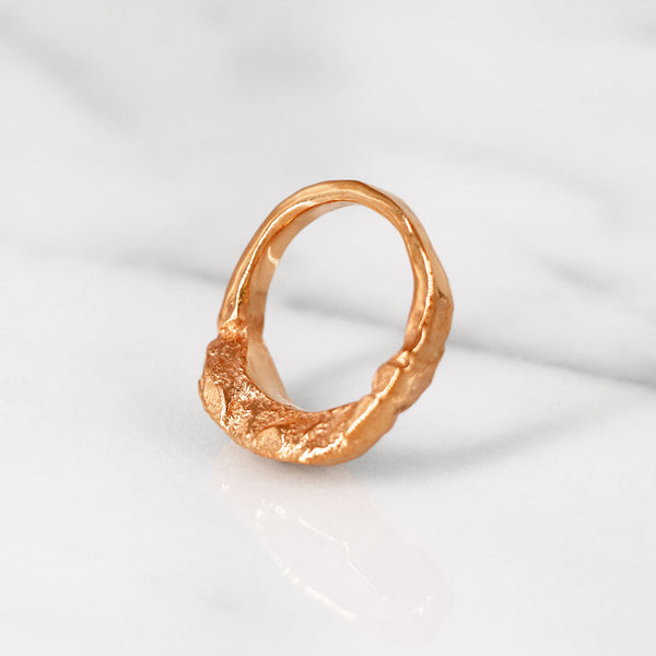 Da Mountain Ring - Rose Gold