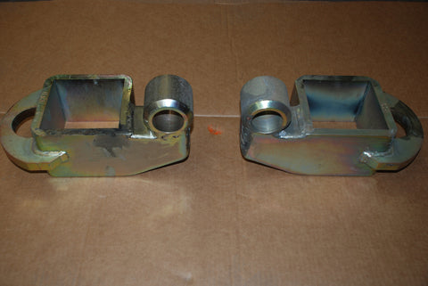 Offset Low Height Fork Holder Pair