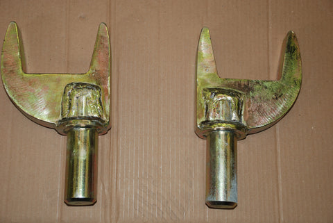 "6"" Low Fork Pair"