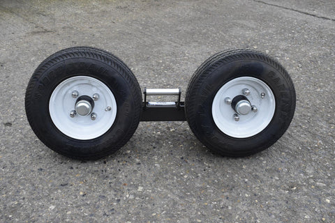 Speed Dolly Set with Steel Wheels